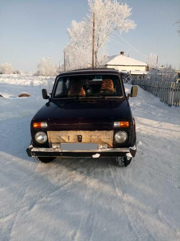 Лада 4x4 2131 Нива, 1999 год, 115 000 руб.