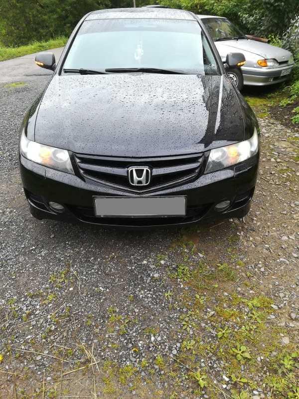 Honda Accord, 2007 год, 590 000 руб.
