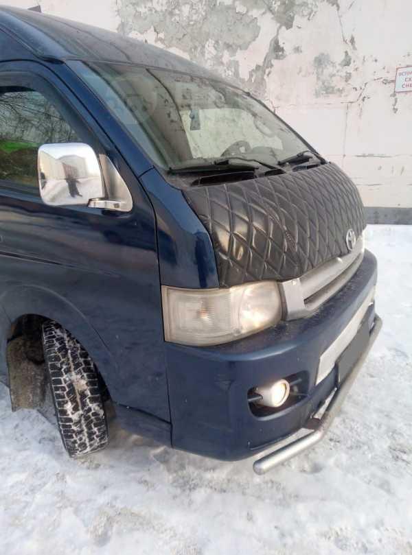 Toyota Hiace, 2008 год, 710 000 руб.