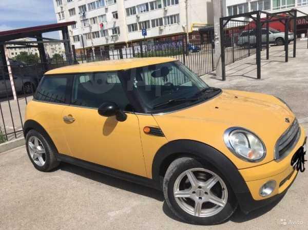 Mini Hatch, 2008 год, 360 000 руб.