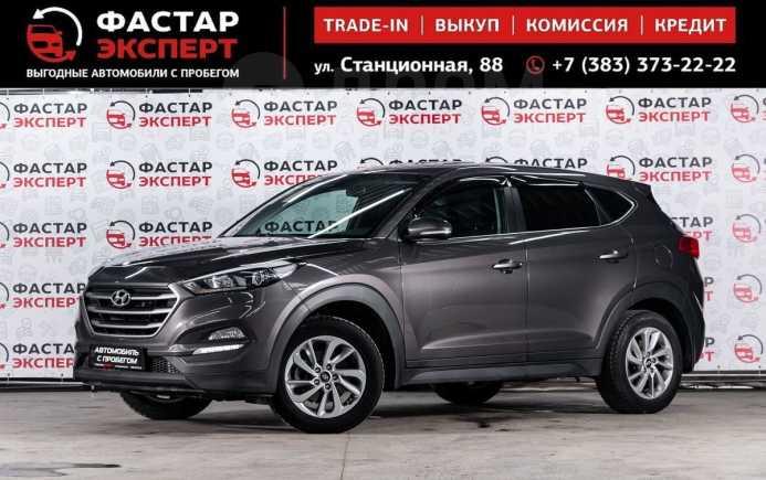 Hyundai Tucson, 2017 год, 1 299 000 руб.