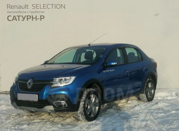 Renault Logan Stepway, 2018 год, 863 121 руб.