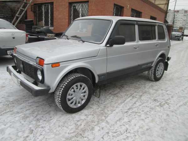 Лада 4x4 2131 Нива, 2011 год, 210 000 руб.