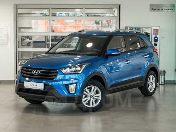 Hyundai Creta, 2019 год, 1 336 000 руб.
