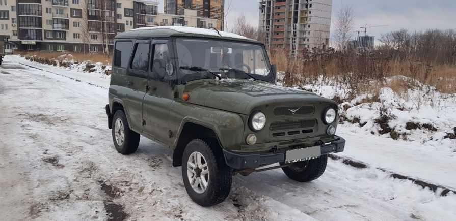 УАЗ Хантер, 2015 год, 350 000 руб.