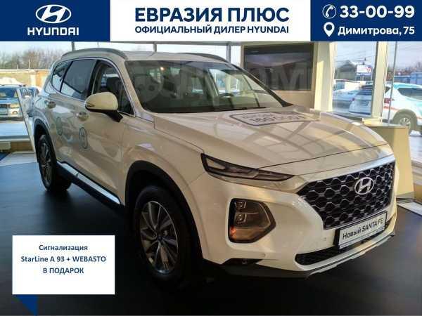 Hyundai Santa Fe, 2019 год, 2 729 000 руб.