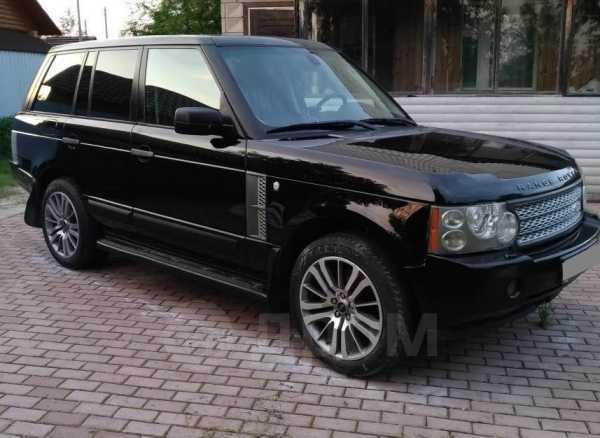 Land Rover Range Rover, 2006 год, 750 000 руб.