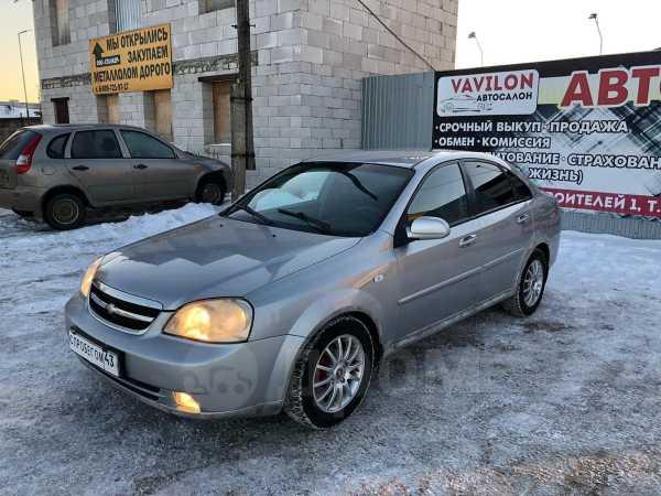 Chevrolet Lacetti, 2007 год, 189 000 руб.