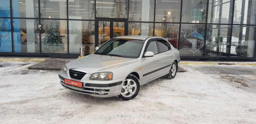 Hyundai Elantra, 2005 год, 260 000 руб.
