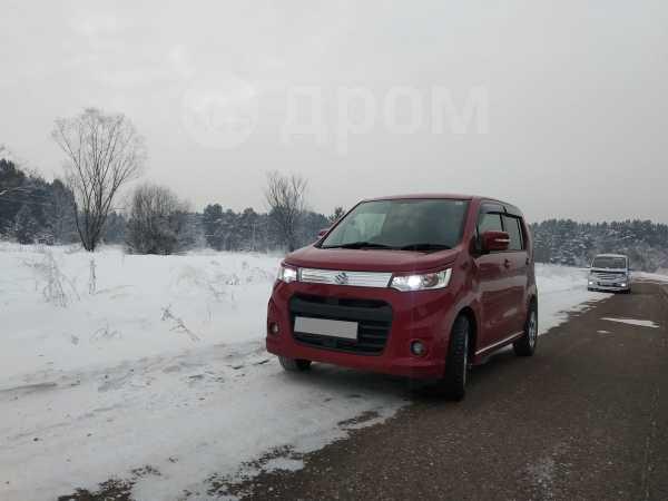 Suzuki Wagon R, 2014 год, 397 000 руб.