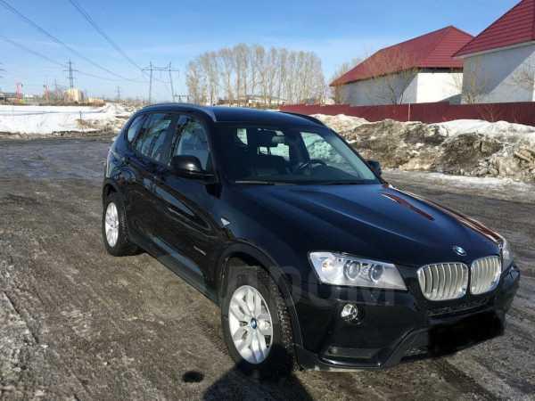BMW X3, 2013 год, 1 550 000 руб.