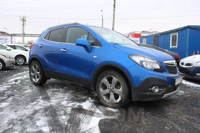 Opel Mokka, 2012 год, 795 000 руб.