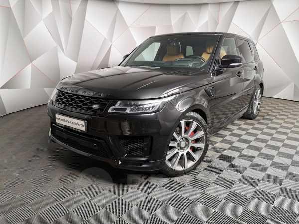 Land Rover Range Rover Sport, 2018 год, 6 239 000 руб.