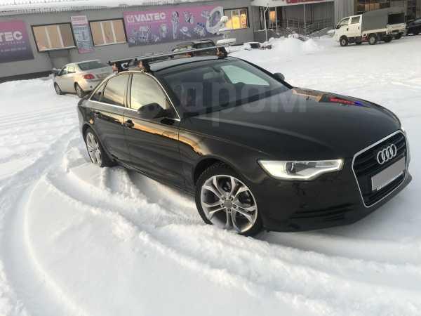 Audi A6, 2013 год, 1 000 000 руб.