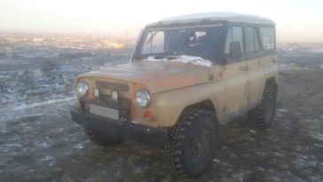 Красноярск 3151 1995