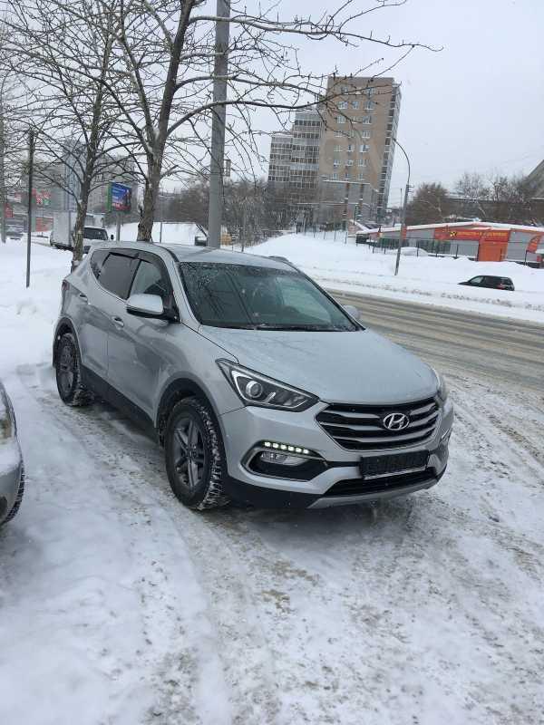 Hyundai Santa Fe, 2015 год, 1 370 000 руб.
