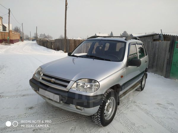 Chevrolet Niva, 2006 год, 228 000 руб.