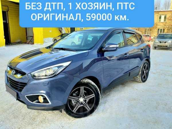 Hyundai ix35, 2014 год, 972 000 руб.