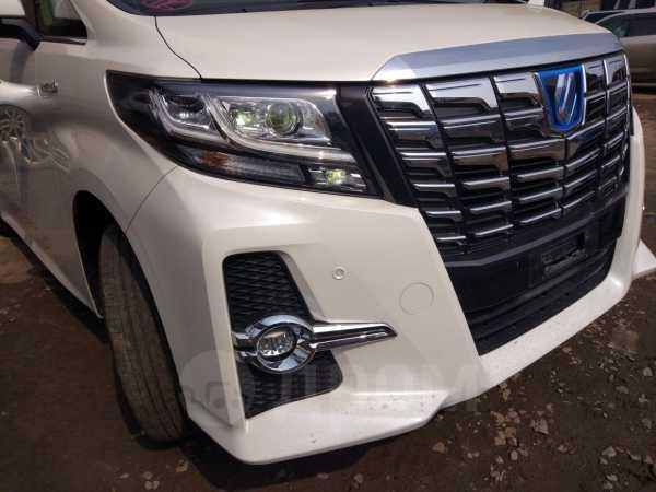 Toyota Alphard, 2015 год, 2 450 000 руб.