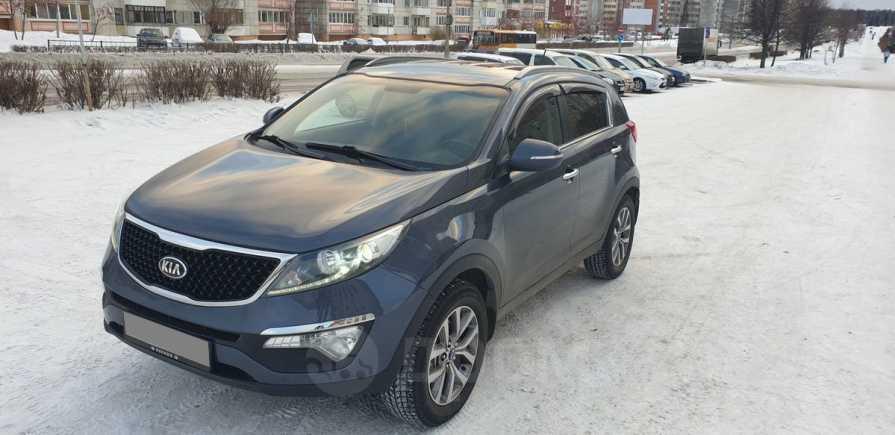 Kia Sportage, 2014 год, 810 000 руб.