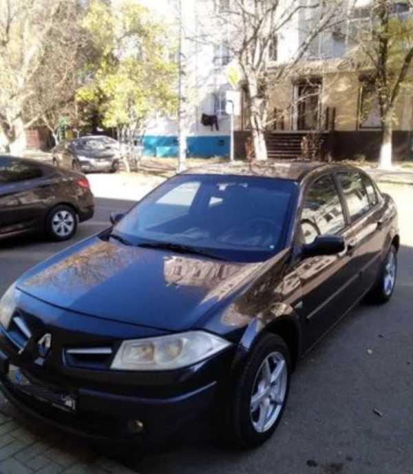 Renault Megane, 2008 год, 230 000 руб.