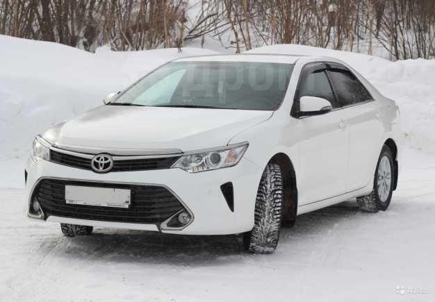 Toyota Camry, 2015 год, 1 210 000 руб.
