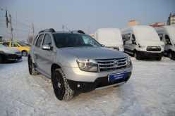 Иркутск Duster 2013