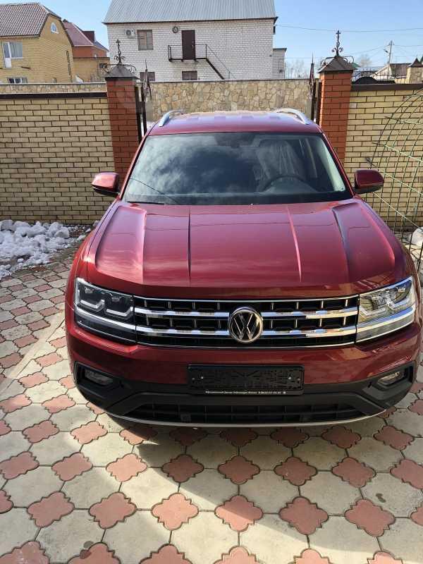 Volkswagen Teramont, 2018 год, 2 899 999 руб.
