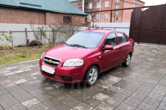 Chevrolet Aveo, 2006 год, 233 000 руб.