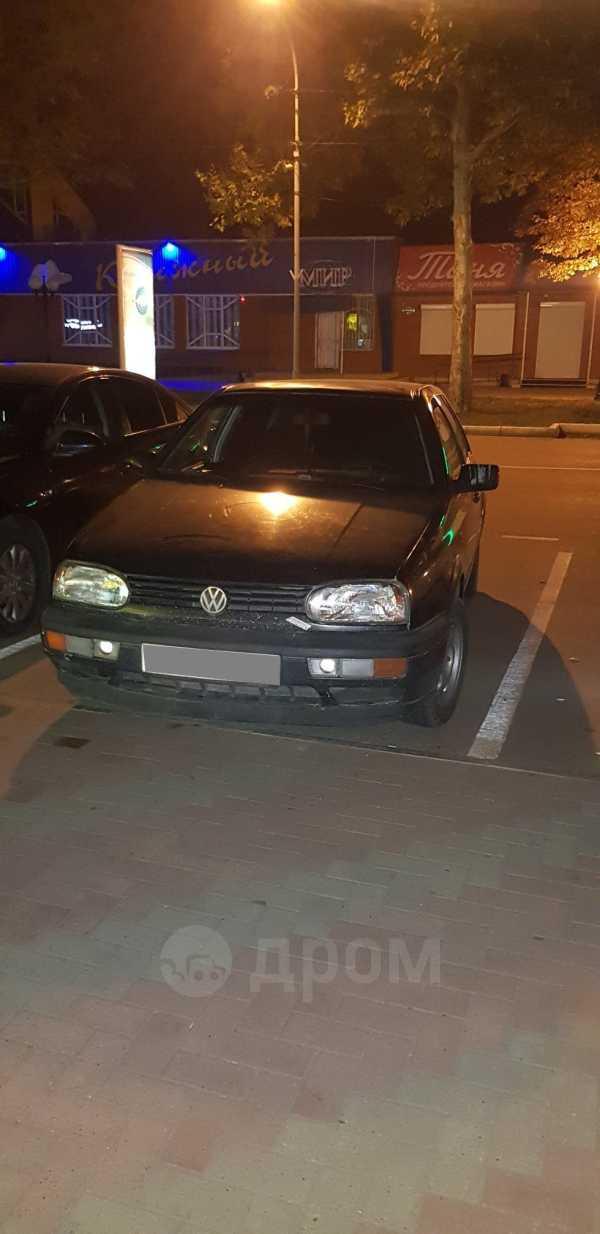 Volkswagen Golf, 1994 год, 80 000 руб.
