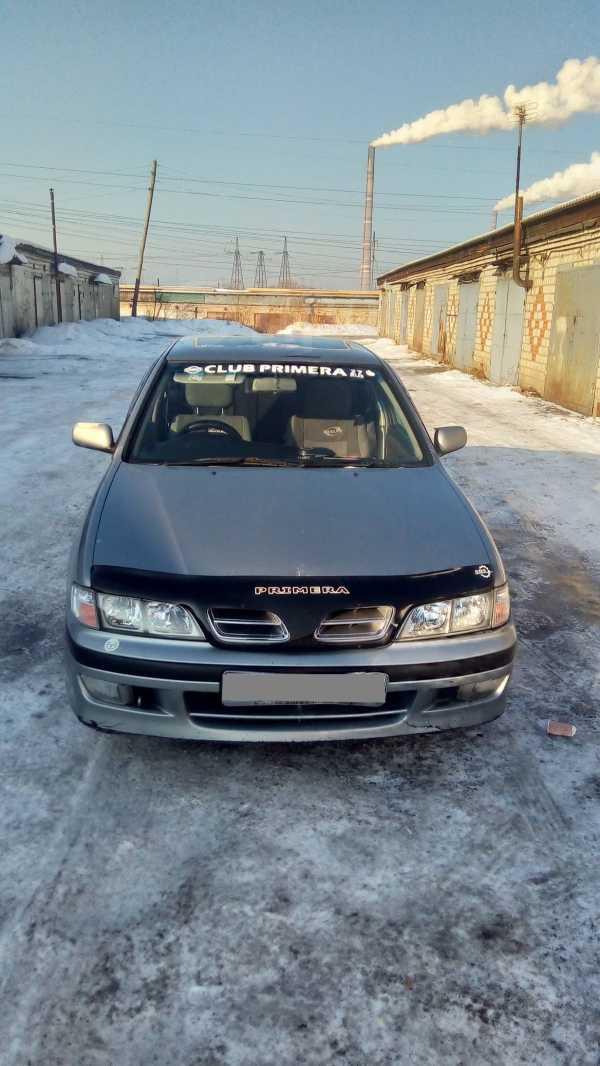 Nissan Primera, 1989 год, 120 000 руб.