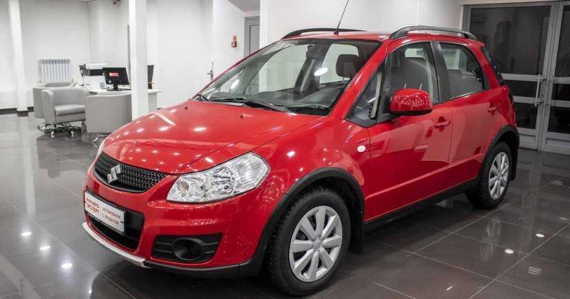 Suzuki SX4, 2012 год, 505 427 руб.