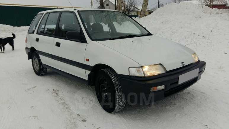 Honda Civic Shuttle, 1993 год, 78 000 руб.