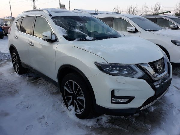 Nissan X-Trail, 2019 год, 2 252 000 руб.