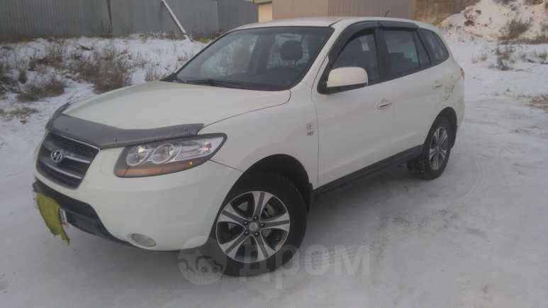 Hyundai Santa Fe, 2008 год, 599 000 руб.