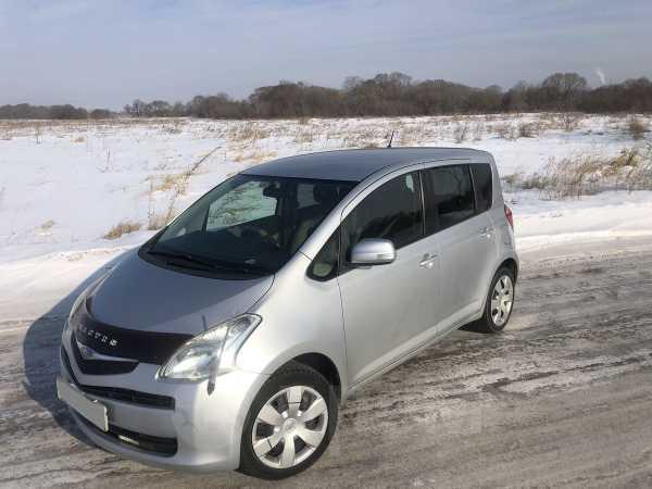 Toyota Ractis, 2007 год, 335 000 руб.