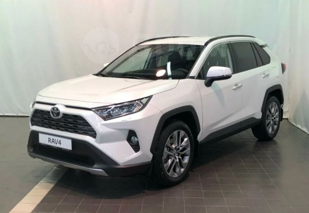 Toyota RAV4, 2020 год, 2 297 000 руб.