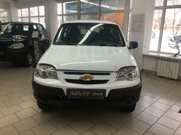 Chevrolet Niva, 2019 год, 694 880 руб.
