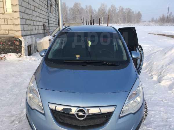 Opel Meriva, 2013 год, 505 000 руб.