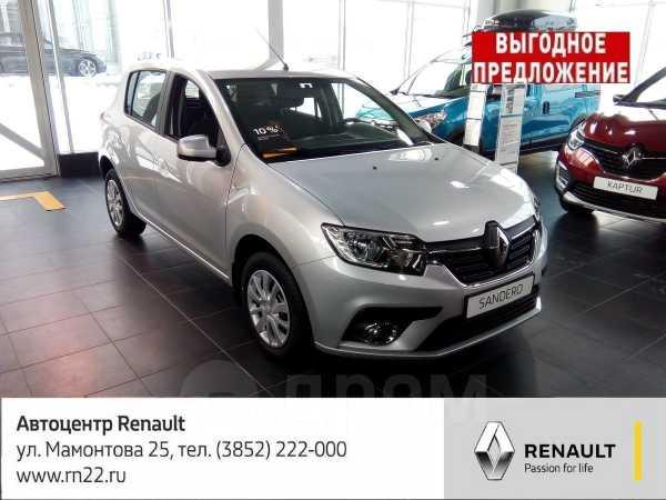 Renault Sandero, 2019 год, 730 764 руб.