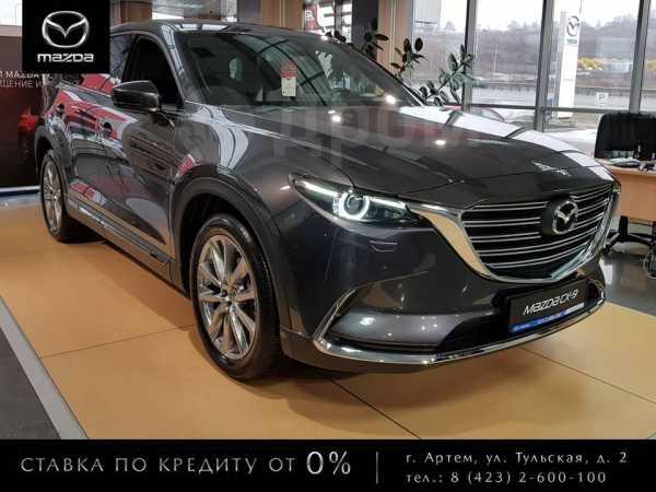 Mazda CX-9, 2019 год, 3 412 000 руб.