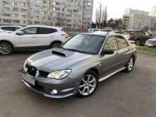 Краснодар Impreza WRX 2006