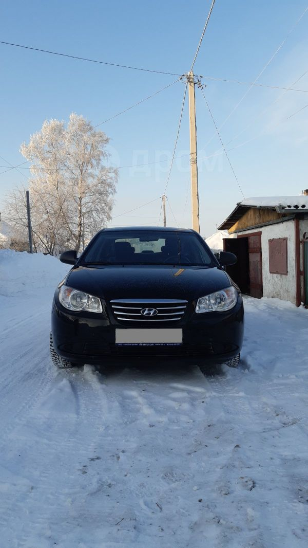 Hyundai Elantra, 2010 год, 510 000 руб.