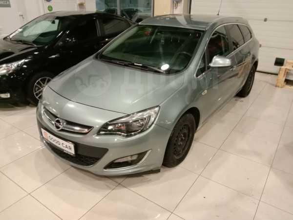 Opel Astra, 2013 год, 514 000 руб.