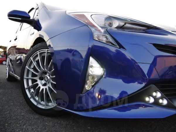 Toyota Prius, 2016 год, 1 189 000 руб.