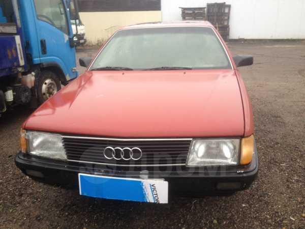 Audi 100, 1984 год, 50 000 руб.