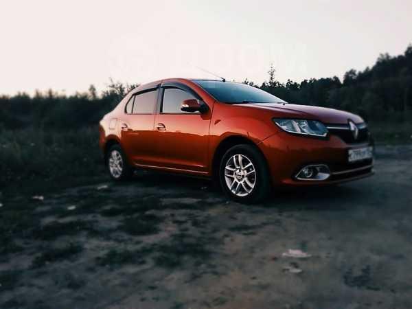 Renault Logan, 2014 год, 460 000 руб.