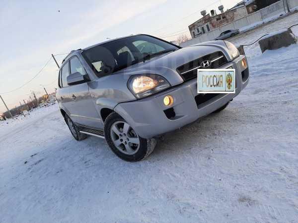Hyundai Tucson, 2006 год, 530 000 руб.