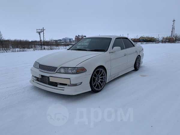 Toyota Mark II, 1996 год, 500 000 руб.
