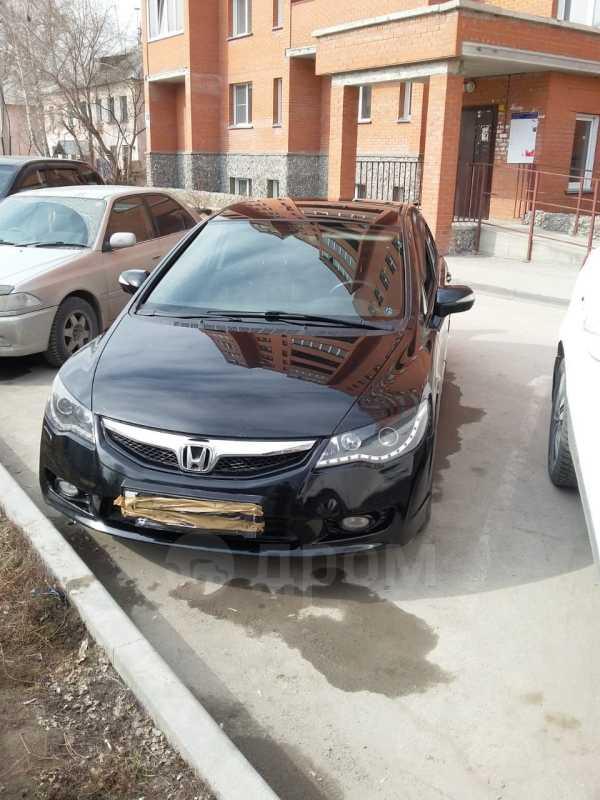 Honda Civic, 2010 год, 489 000 руб.